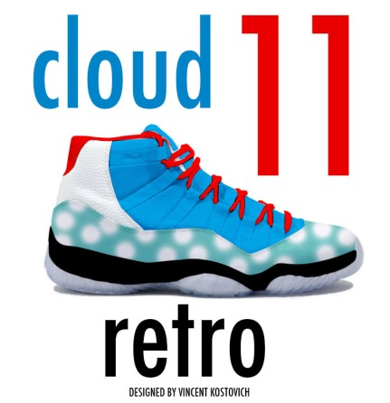 Cloud 11 Retro