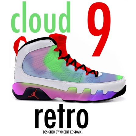 Cloud 9 Retro