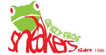 Crazy Frog Sneakers