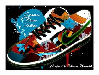 Creators Never Follow Shoe