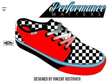 Performance Matters Shoe