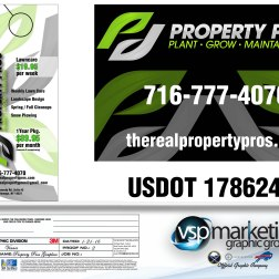 Property Pros Page Layout