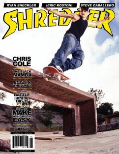 Shredder Magazine