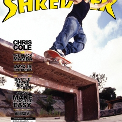 Shredder Magazine