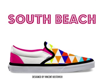 South Beach Shoe