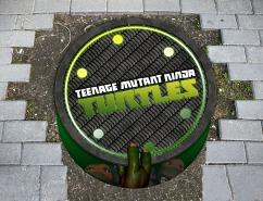 Turtles Sewer
