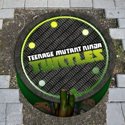Turtles Sewer