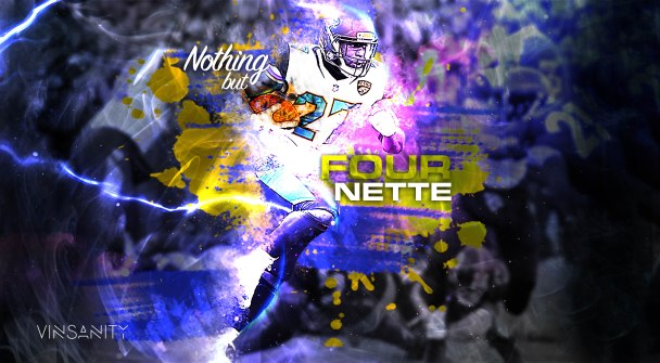Nothing but Fournette