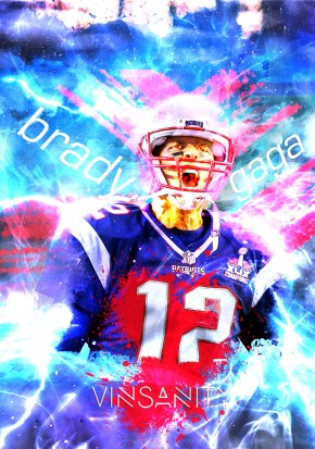Tom Brady - GOAT - ipad