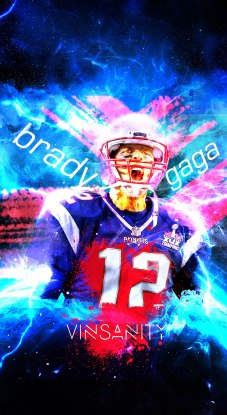 Tom Brady - GOAT - iphone