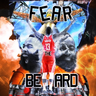 Fear the Beard - IG