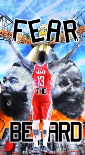 Fear the Beard - iPhone
