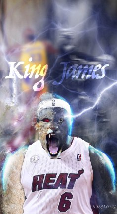 King James - Iphone