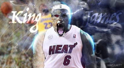 King James - Desktop